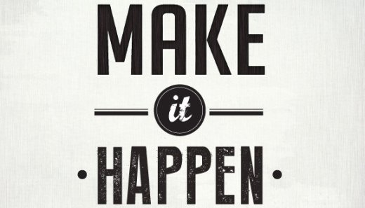 Make IT Happen part 3: Staying Motivated